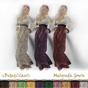 __B&C__ Melynda Gown for WLRP Preview