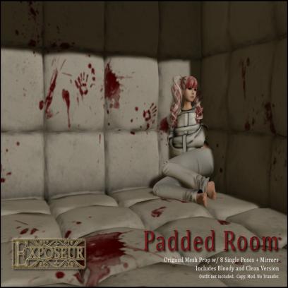 Exposeur - Padded Room