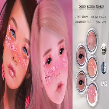 [ __ JesyDream __ ] Cherry Blossom Makeup ( G, C, Laq ) vendor