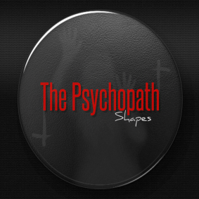 The Psychopath shapes logo